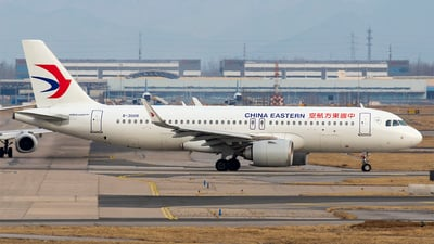 B-300R - Airbus A320-251N - China Eastern Airlines