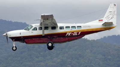 PK-DLY - Cessna 208B Grand Caravan EX - Alda Air