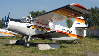 RA-07679 - Antonov An-2V - Naryan-Mar Air Enterprise