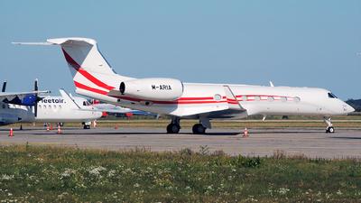 M-ARIA - Gulfstream G550 - Private