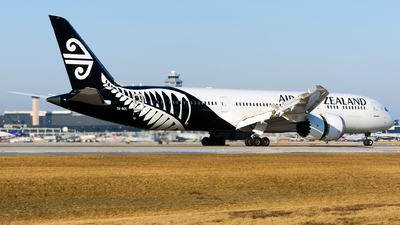 ZK-NZL  - Boeing 787-9 Dreamliner - Air New Zealand