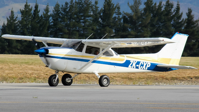 ZK-CXP - Cessna R172K Hawk XP II - Private