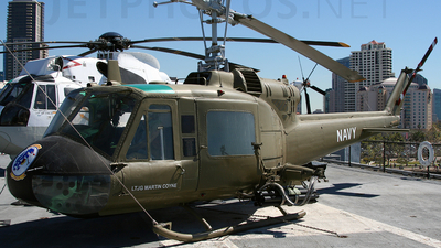 60-3614 - Bell UH-1B Iroquois - United States - US Navy (USN)