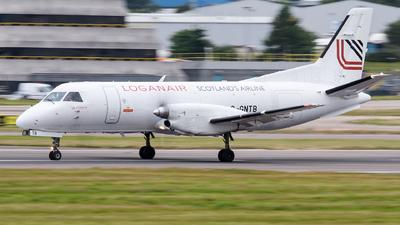 G-GNTB - Saab 340A(F) - Loganair