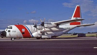 1720 - Lockheed HC-130H Hercules - United States - US Coast Guard (USCG)