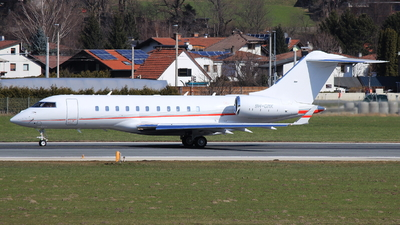 9H-OMK - Bombardier BD-700-1A11 Global 5000 - Private