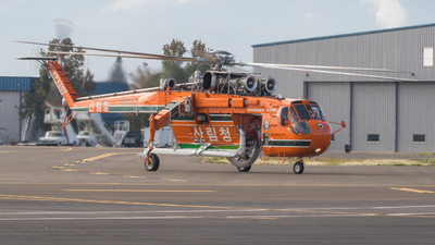 A picture of N915AC - Erickson S64E - [64043] - © Tim Crippin