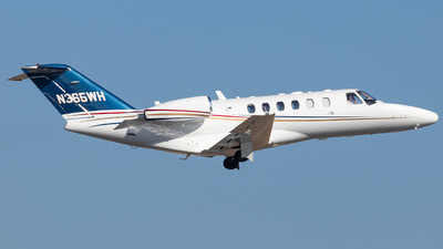 N365WH - Cessna 525A CitationJet 2 Plus - Private