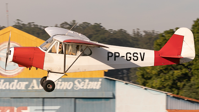 PP-GSV - Neiva P-56C Paulistinha - Aero Club - Campinas