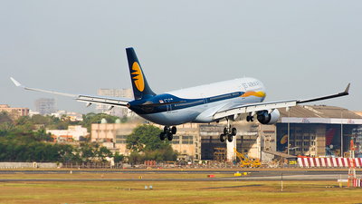 VT-JWV - Airbus A330-202 - Jet Airways