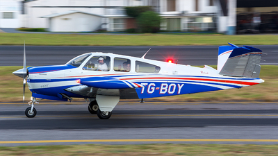 TG-BOY - Beechcraft V35B Bonanza - Private