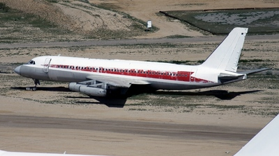 N815AJ - Convair CV-880 - Untitled