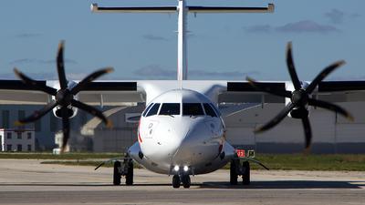 A picture of FOJZA - ATR 72600 - EWA Air - © Matthew.S