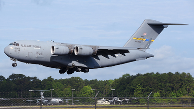 88-0266 - McDonnell Douglas C-17A Globemaster III - United States - US Air Force (USAF)