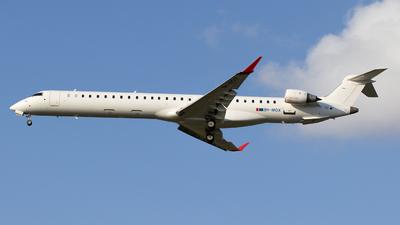 9H-MOX - Bombardier CRJ-1000 - MedAvia