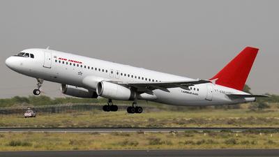 VT-ESG - Airbus A320-231 - Air India