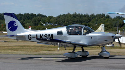 G-LKSM - Sonaca 200 - Private