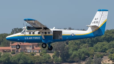 82-23835 - De Havilland Canada UV-18A Twin Otter - United States - US Air Force (USAF)