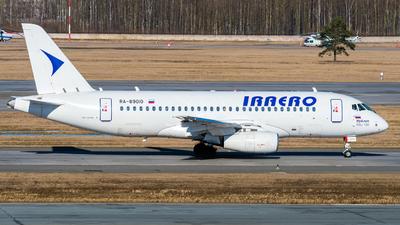 A picture of RA89010 - Sukhoi Superjet 10095B - IrAero - © Alexander Lebedev
