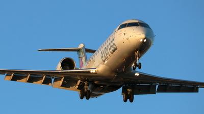 C-GZJA - Bombardier CRJ-200LR - Air Canada Express (Air Georgian)