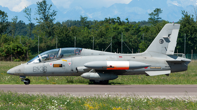 MM54492 - Aermacchi MB-339A - Italy - Air Force