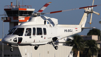 A picture of PRBGJ - Sikorsky S76C+ -  - © Allan Martins Antunes