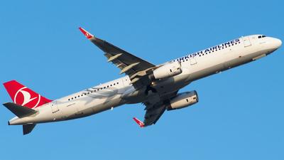 A picture of TCJTN - Airbus A321231 - Turkish Airlines - © Furkan Borakazi