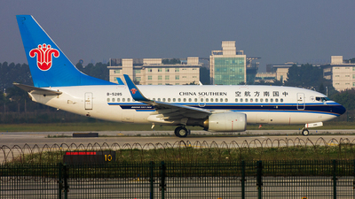 B-5285 - Boeing 737-71B - China Southern Airlines
