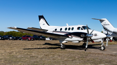 N682KA - Beechcraft C90 King Air - Private
