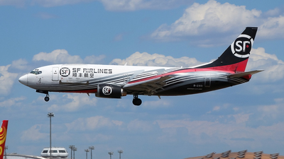 B-2951 - Boeing 737-3Z0(SF) - SF Airlines