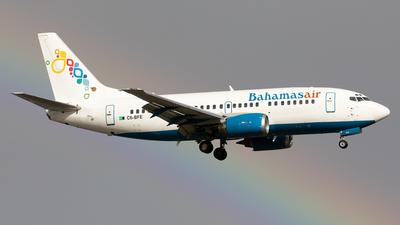 C6-BFE - Boeing 737-5H6 - Bahamasair