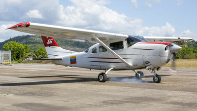 2602 - Cessna T206H Turbo Stationair - Venezuela - Air Force