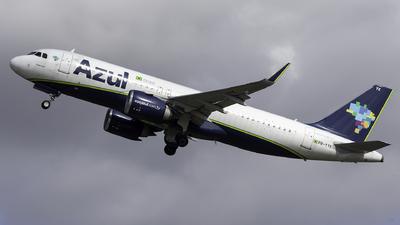 A picture of PRYYK - Airbus A320251N - Azul Linhas Aereas - © Davi P. Ribeiro