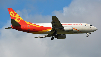 B-2942 - Boeing 737-332(SF) - Yangtze River Airlines
