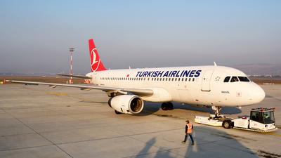 A picture of TCJUF - Airbus A320232 - [2164] - © Stefan Alexandru