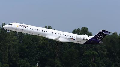 A picture of DACNK - Mitsubishi CRJ900LR - Lufthansa - © Domi Einert