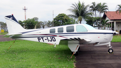 PT-IJD - Beechcraft A36 Bonanza - Private