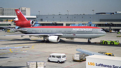 N149US - McDonnell Douglas DC-10-40 - Northwest Airlines
