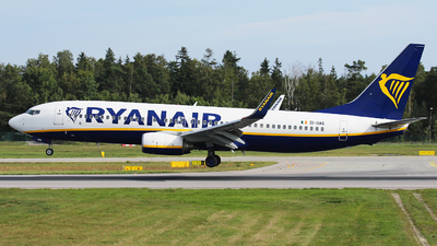 EI-DAG - Boeing 737-8AS - Ryanair