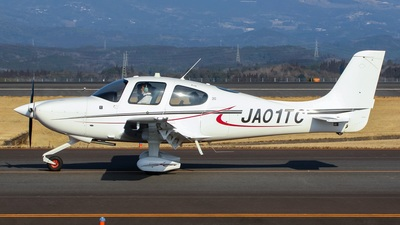JA01TC - Cirrus SR20 - Japan - Civil Aviation College
