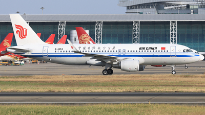 B-1853 - Airbus A320-214 - Air China