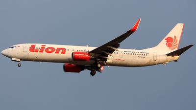 PK-LHR - Boeing 737-9GPER - Lion Air