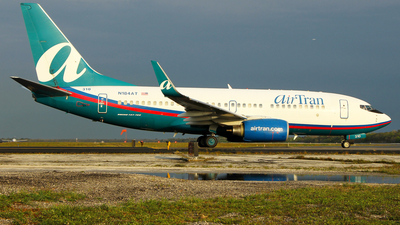 N184AT - Boeing 737-76N - airTran Airways