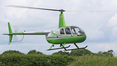 G-ROYM - Robinson R44 Raven II - Private