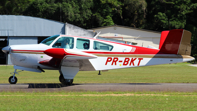 PR-BKT - Beechcraft H35 Bonanza - Private