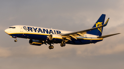 EI-DLE - Boeing 737-8AS - Ryanair