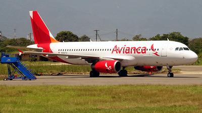 N684TA - Airbus A320-233 - Avianca