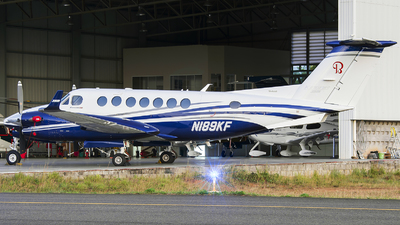N189KF - Beechcraft B300 King Air 350i - Textron Aviation