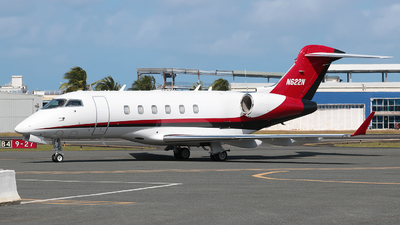 N622N - Bombardier BD-100-1A10 Challenger 300 - Private