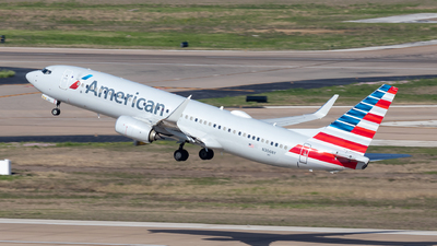 N306NY - Boeing 737-823 - American Airlines
